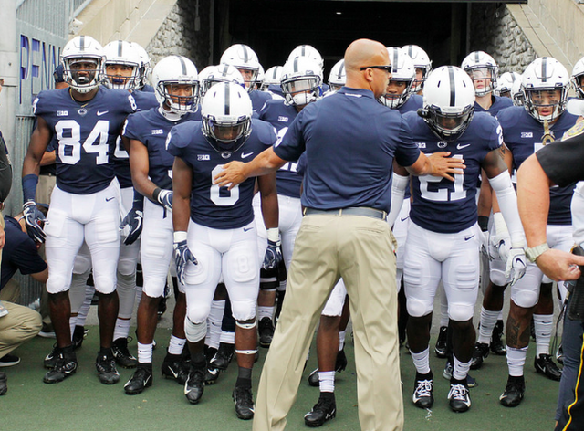 Penn State Football: Nittany Lions Drop In Polls After Close Victory